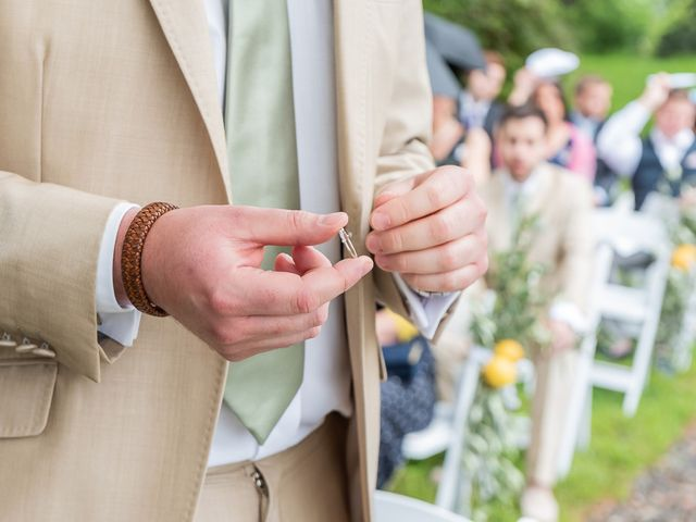 Il matrimonio di Thomas e Becky a Ispra, Varese 117