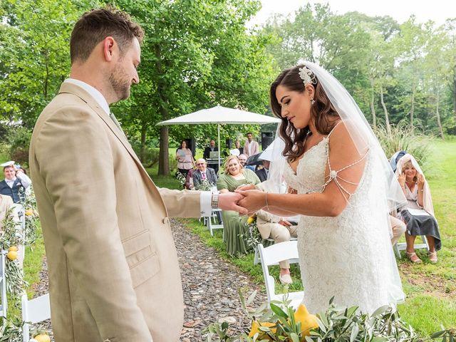 Il matrimonio di Thomas e Becky a Ispra, Varese 121