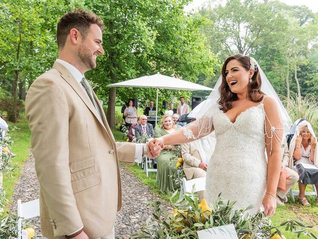 Il matrimonio di Thomas e Becky a Ispra, Varese 122