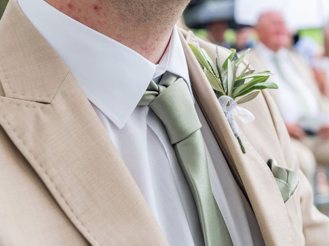 Il matrimonio di Thomas e Becky a Ispra, Varese 125
