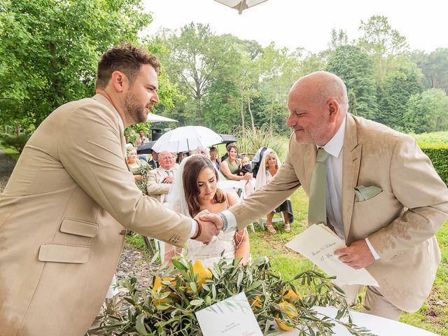 Il matrimonio di Thomas e Becky a Ispra, Varese 126
