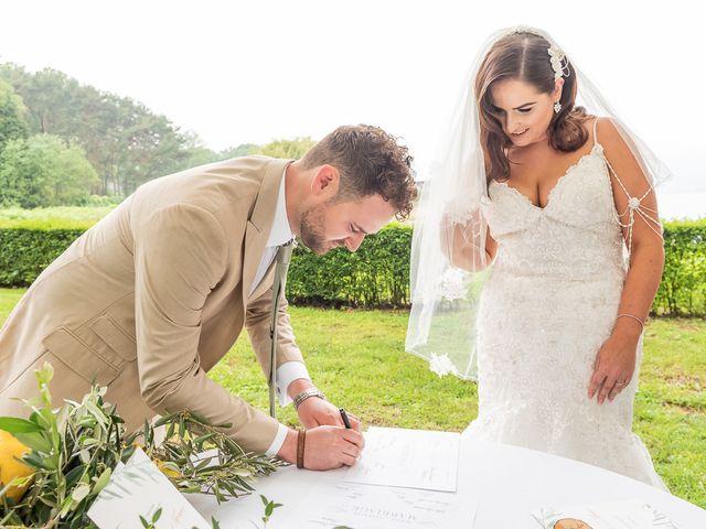 Il matrimonio di Thomas e Becky a Ispra, Varese 131