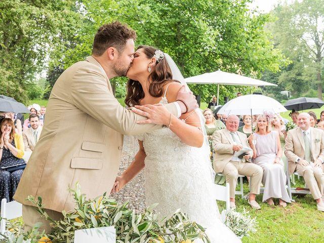 Il matrimonio di Thomas e Becky a Ispra, Varese 132
