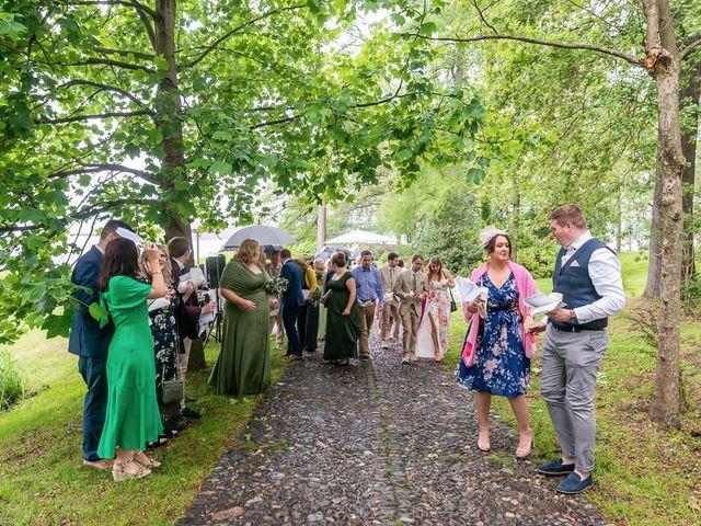 Il matrimonio di Thomas e Becky a Ispra, Varese 134