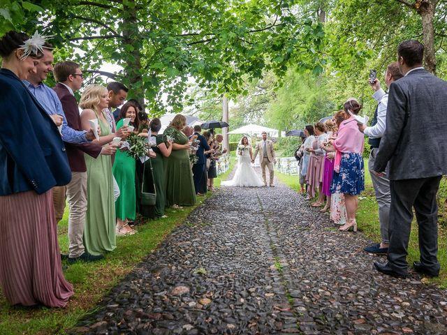 Il matrimonio di Thomas e Becky a Ispra, Varese 135