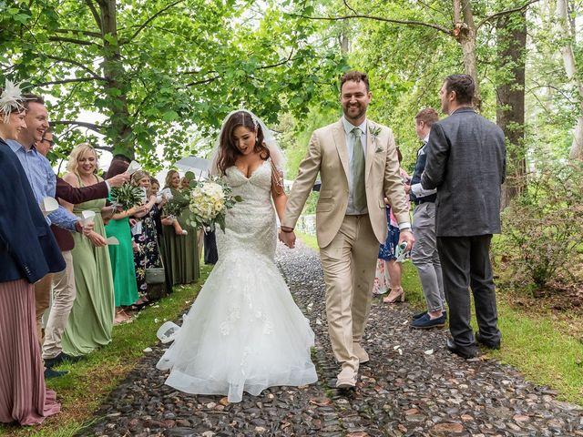 Il matrimonio di Thomas e Becky a Ispra, Varese 136