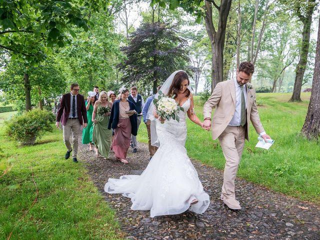 Il matrimonio di Thomas e Becky a Ispra, Varese 138