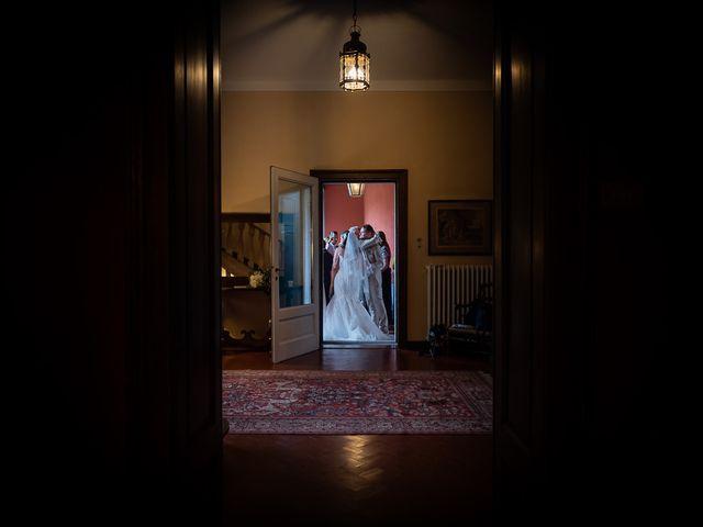 Il matrimonio di Thomas e Becky a Ispra, Varese 139