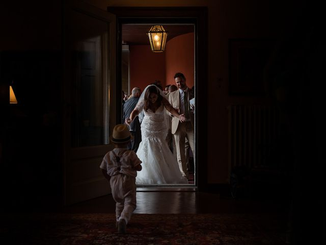 Il matrimonio di Thomas e Becky a Ispra, Varese 140