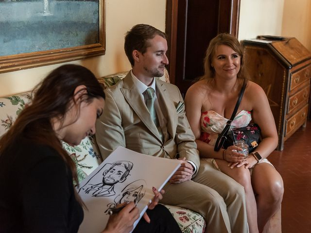 Il matrimonio di Thomas e Becky a Ispra, Varese 142