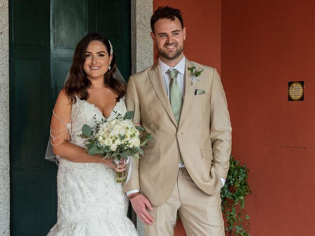 Il matrimonio di Thomas e Becky a Ispra, Varese 147
