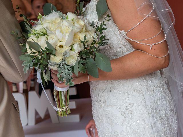 Il matrimonio di Thomas e Becky a Ispra, Varese 148