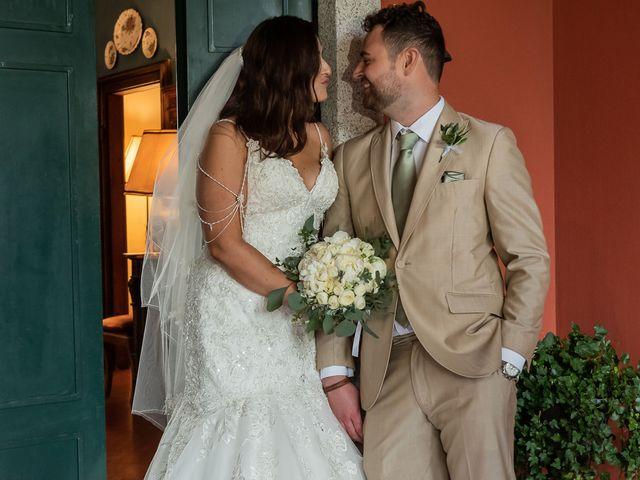 Il matrimonio di Thomas e Becky a Ispra, Varese 149