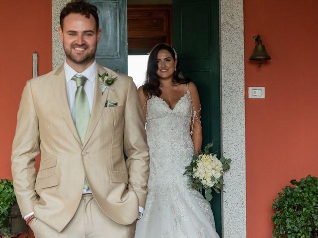 Il matrimonio di Thomas e Becky a Ispra, Varese 150