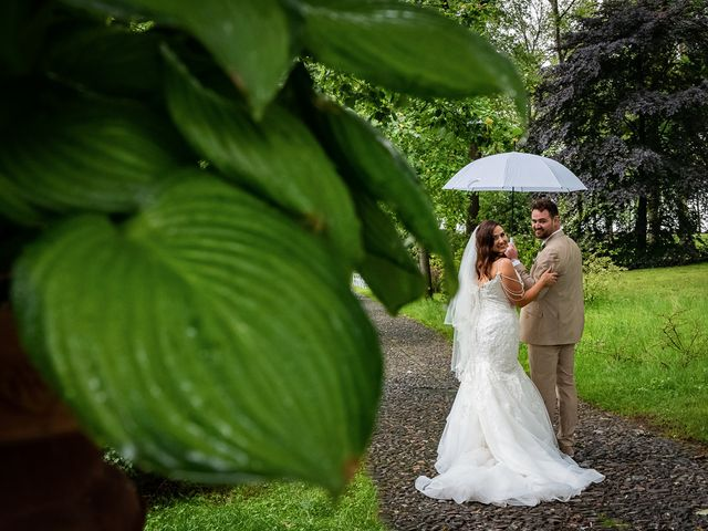 Il matrimonio di Thomas e Becky a Ispra, Varese 163