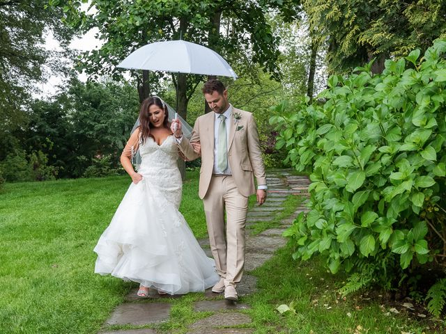 Il matrimonio di Thomas e Becky a Ispra, Varese 164