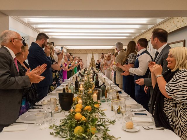 Il matrimonio di Thomas e Becky a Ispra, Varese 167