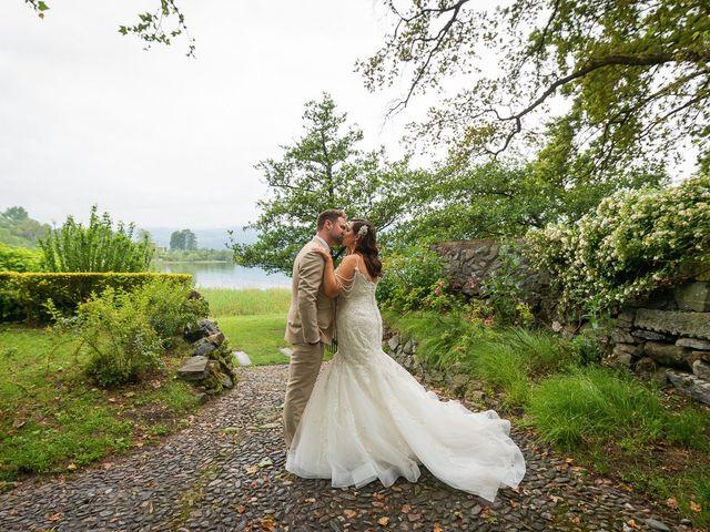 Il matrimonio di Thomas e Becky a Ispra, Varese 171