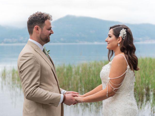 Il matrimonio di Thomas e Becky a Ispra, Varese 173
