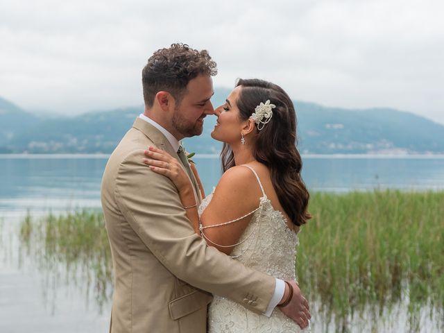 Le nozze di Becky e Thomas