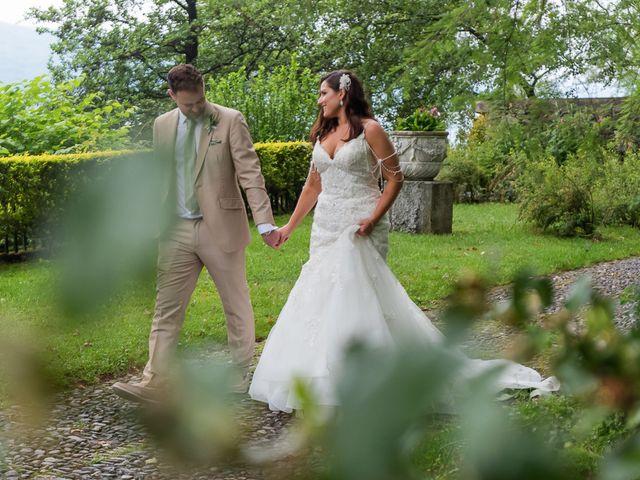 Il matrimonio di Thomas e Becky a Ispra, Varese 177