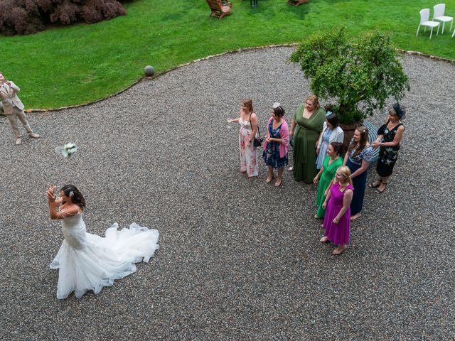 Il matrimonio di Thomas e Becky a Ispra, Varese 180