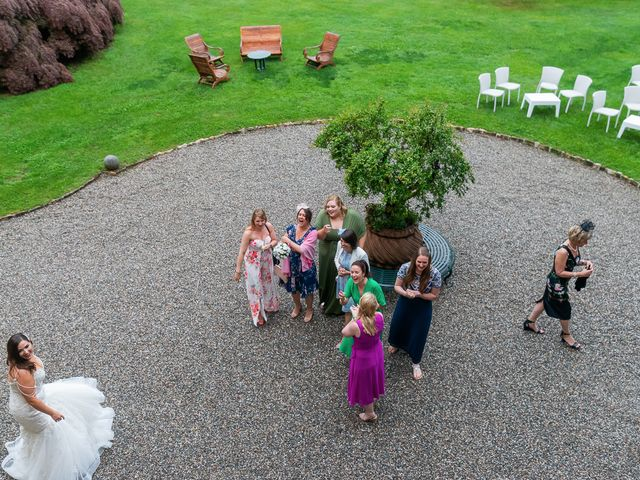 Il matrimonio di Thomas e Becky a Ispra, Varese 181