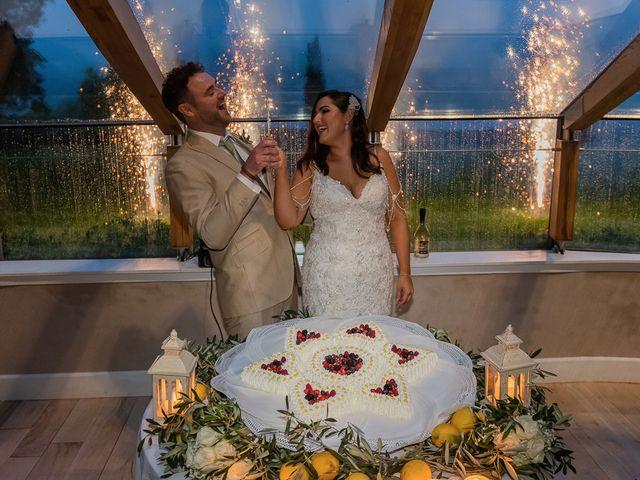 Il matrimonio di Thomas e Becky a Ispra, Varese 183