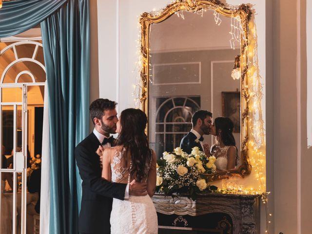 Il matrimonio di Riccardo e Francesca a Roma, Roma 1