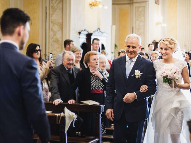 Il matrimonio di Claudio e Elena a Pozzolengo, Brescia 18