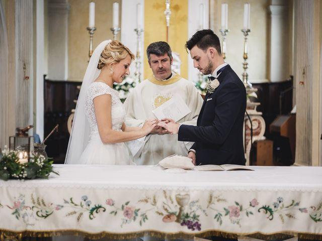 Il matrimonio di Claudio e Elena a Pozzolengo, Brescia 21