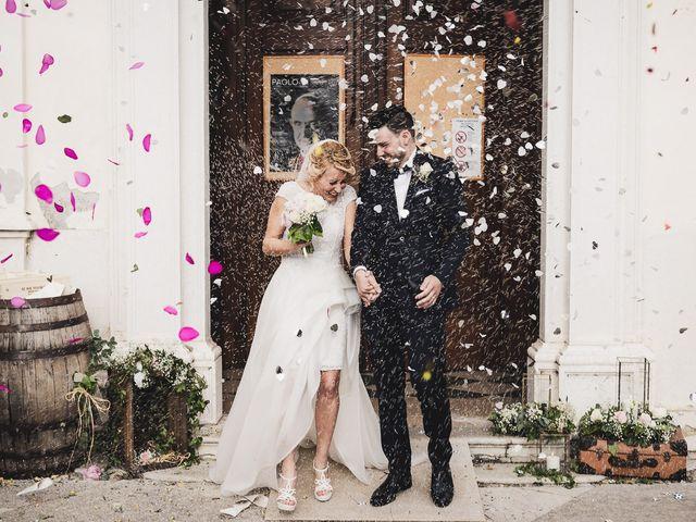 Il matrimonio di Claudio e Elena a Pozzolengo, Brescia 23