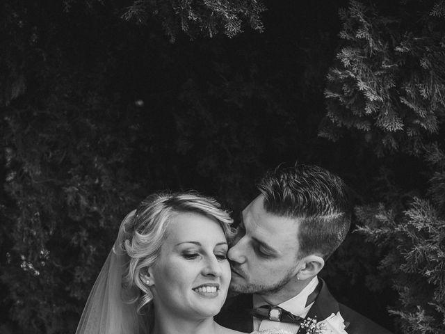 Il matrimonio di Claudio e Elena a Pozzolengo, Brescia 26