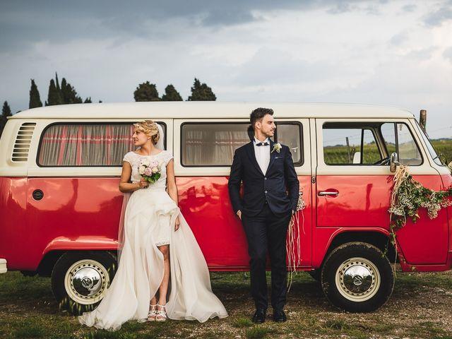 Il matrimonio di Claudio e Elena a Pozzolengo, Brescia 28