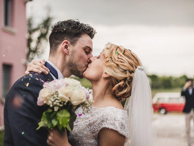 Il matrimonio di Claudio e Elena a Pozzolengo, Brescia 29