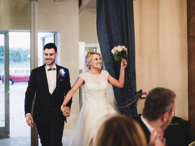 Il matrimonio di Claudio e Elena a Pozzolengo, Brescia 30