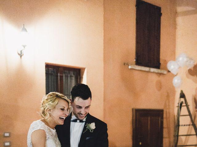 Il matrimonio di Claudio e Elena a Pozzolengo, Brescia 34
