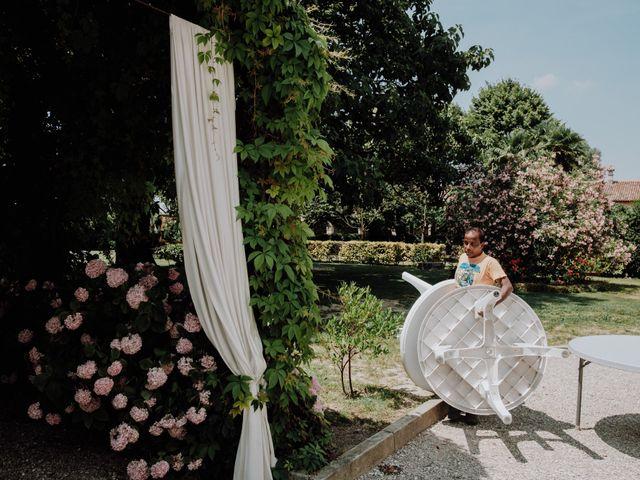 Il matrimonio di Giacomo e Claudia a Vigonovo, Venezia 1