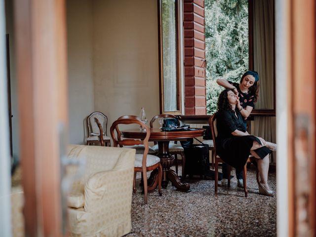 Il matrimonio di Giacomo e Claudia a Vigonovo, Venezia 2