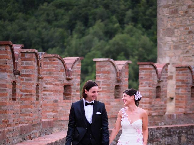 Il matrimonio di Matteo e Giulia a Piacenza, Piacenza 31