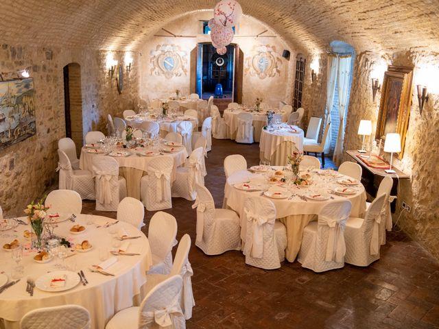 Il matrimonio di Matteo e Giulia a Piacenza, Piacenza 33