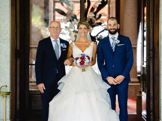 Il matrimonio di Christian e Fabiola a Verbania, Verbania 28