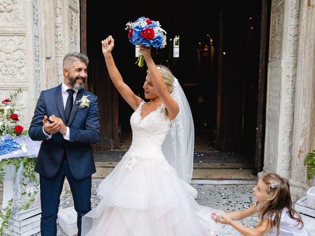 Il matrimonio di Christian e Fabiola a Verbania, Verbania 48