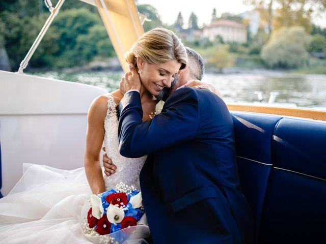 Il matrimonio di Christian e Fabiola a Verbania, Verbania 55