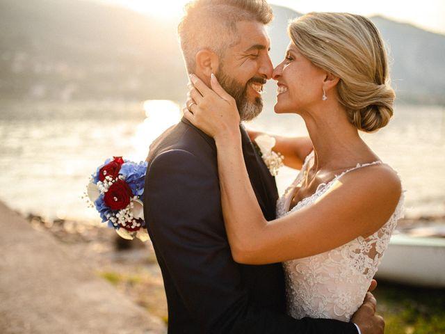 Le nozze di Fabiola e Christian