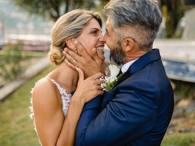 Il matrimonio di Christian e Fabiola a Verbania, Verbania 66