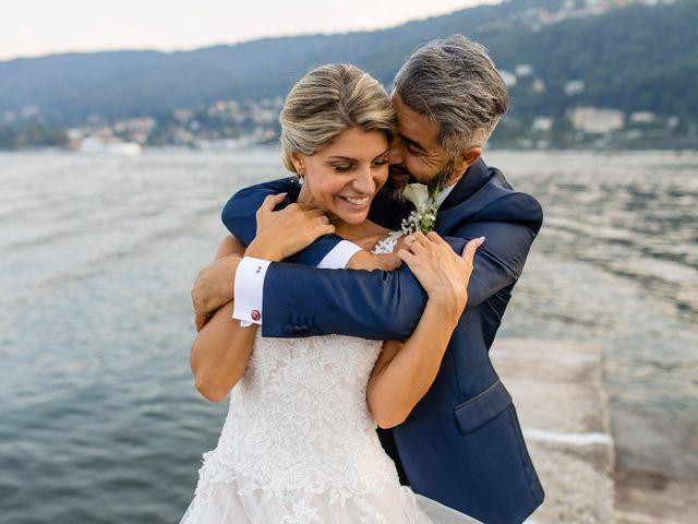 Il matrimonio di Christian e Fabiola a Verbania, Verbania 76