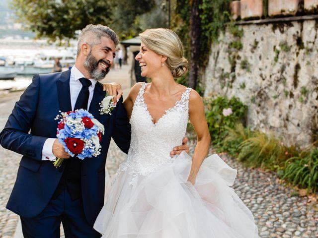Il matrimonio di Christian e Fabiola a Verbania, Verbania 80