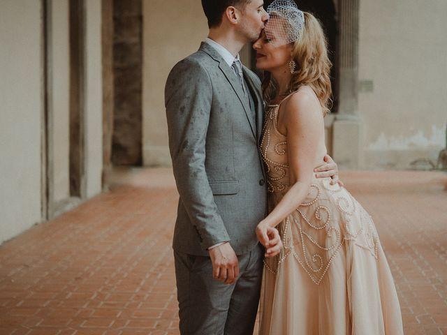 Il matrimonio di Jonathan e Denise a Sansepolcro, Arezzo 3