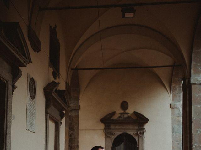 Il matrimonio di Jonathan e Denise a Sansepolcro, Arezzo 4